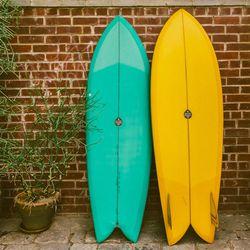 Josh Hall Surfboards, $1125 each