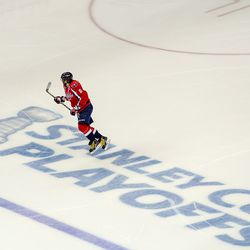 Ovechkin Called Off Ice