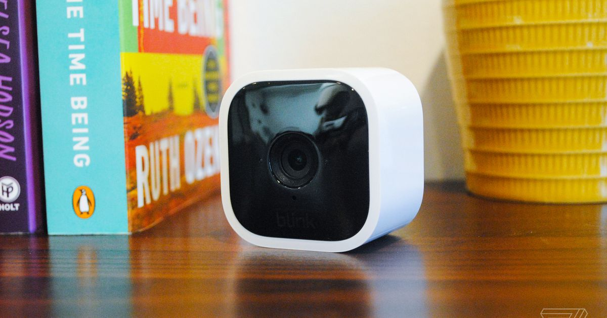 Blink Mini review: a strings-attached home security cam
