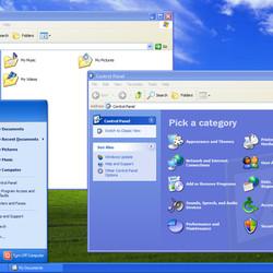 Windows XP (2001)