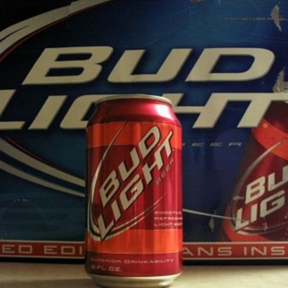 You won't be seeing these anymore  Budweiser has stopped its