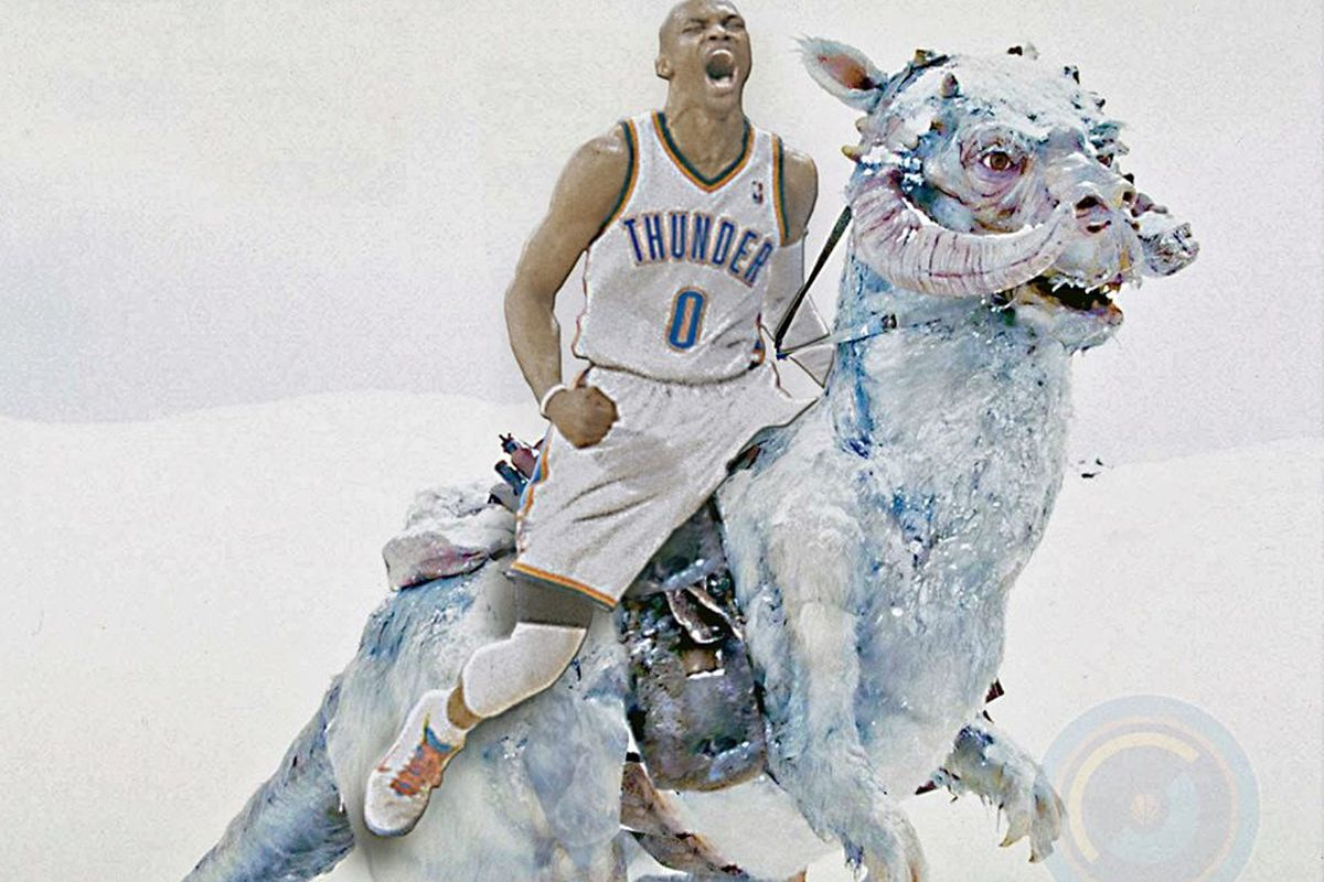 Remember when that tauntaun froze & was gutted? That was the 4th quarter.