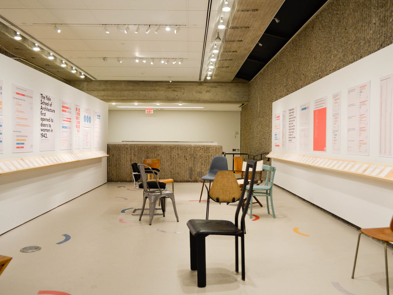 Yale School of Architecture exhibition questions gender disparity in the industry