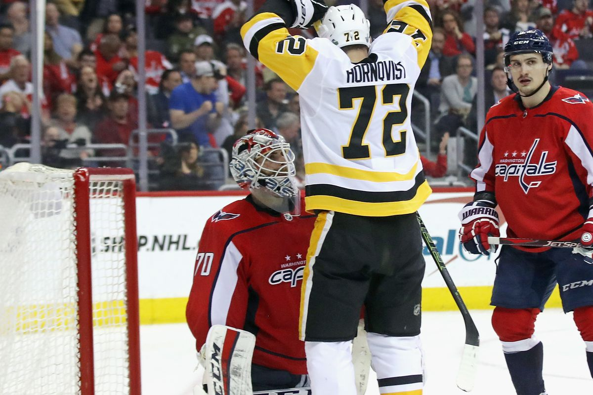 Pittsburgh Penguins v Washington Capitals - Game One