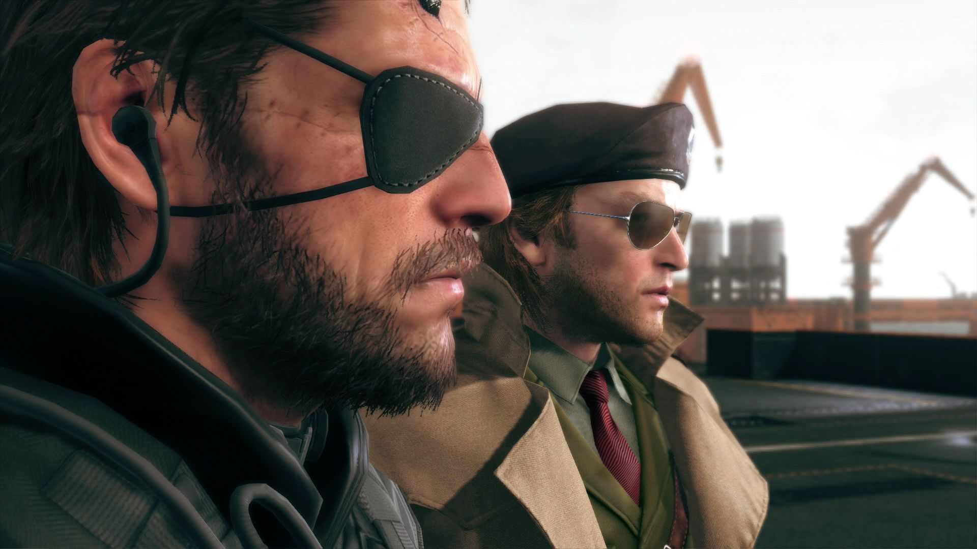 Metal Gear Solid 5: The Phantom Pain review: future legend