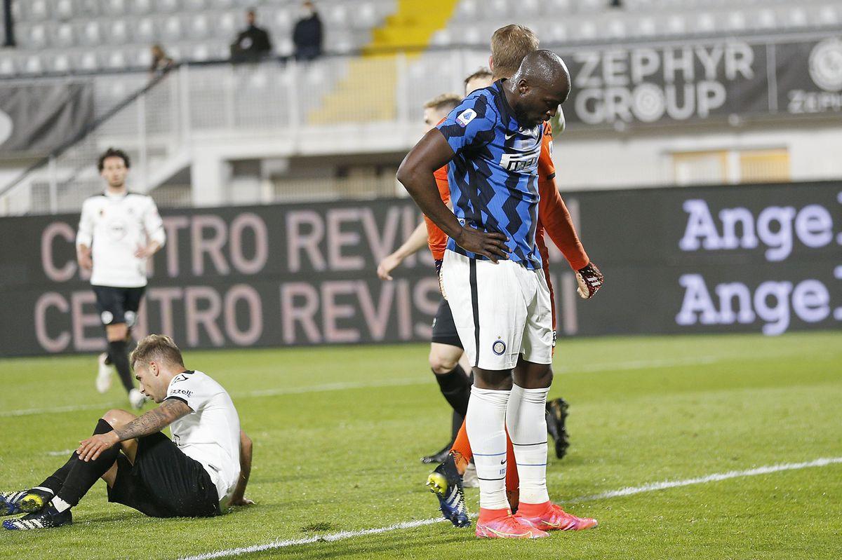 Spezia Calcio v FC Internazionale - Serie A