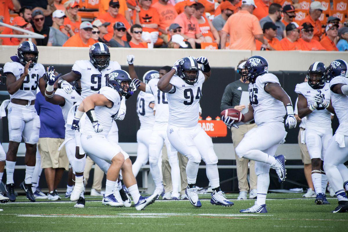 NCAA Football: Texas Christian at Oklahoma State