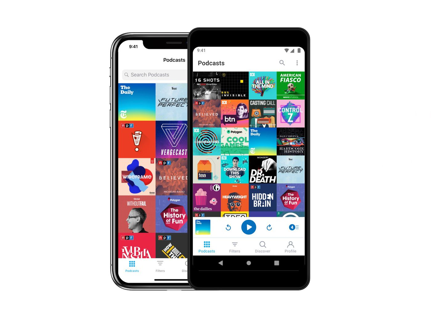One of the best podcast apps, Pocket Casts, just got a big
