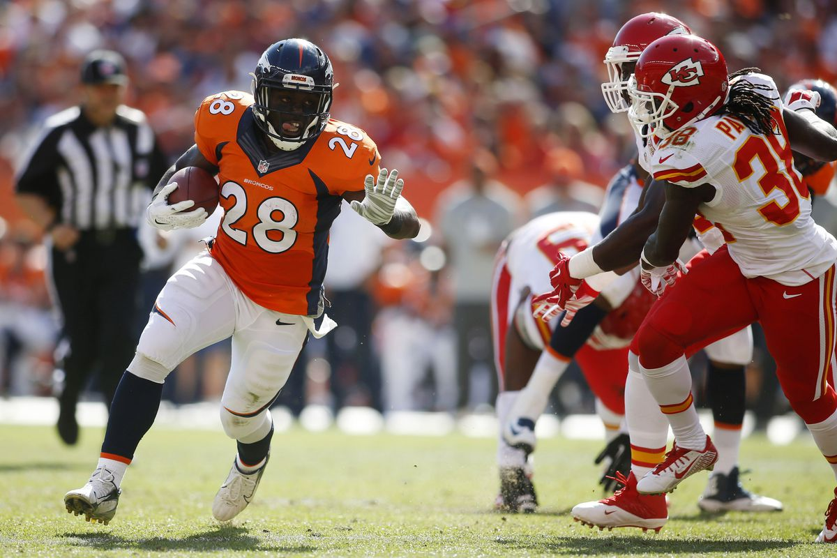 Broncos Roster 2015 Montee Ball Mile High Report