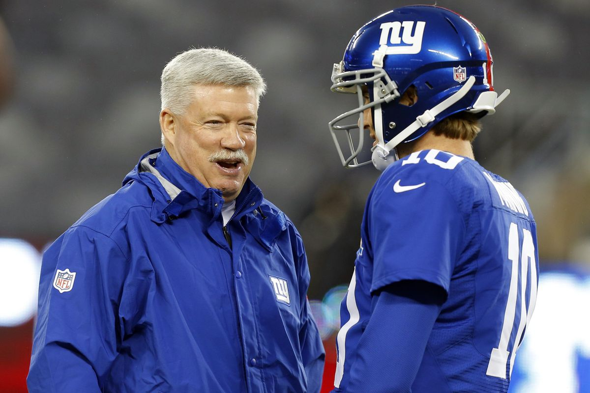 Would Kevin Gilbride, Eli Manning and the Giants ever run the pistol offense?