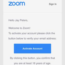 <em>Activate your account</em>