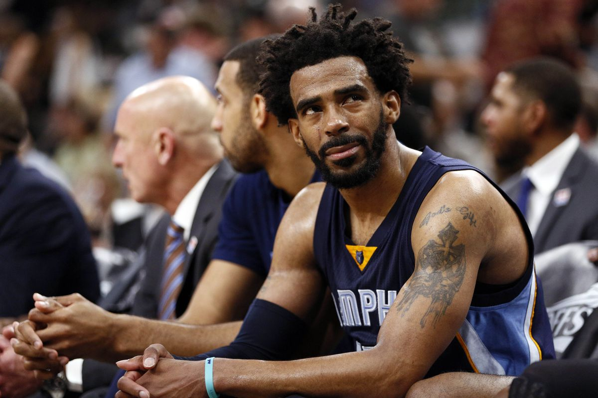 0910f7437ce7 Mike Conley is as important to the Grizzlies as Russell Westbrook is to the  Thunder