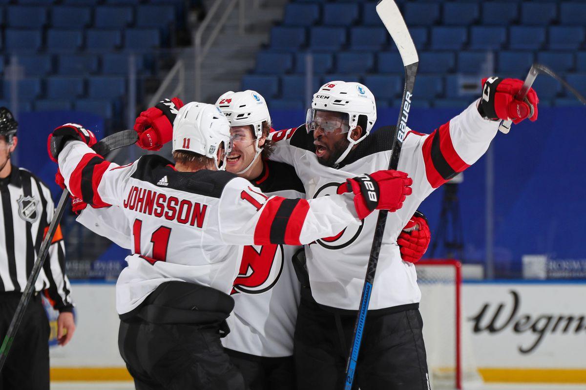 New Jersey Devils v Buffalo Sabres