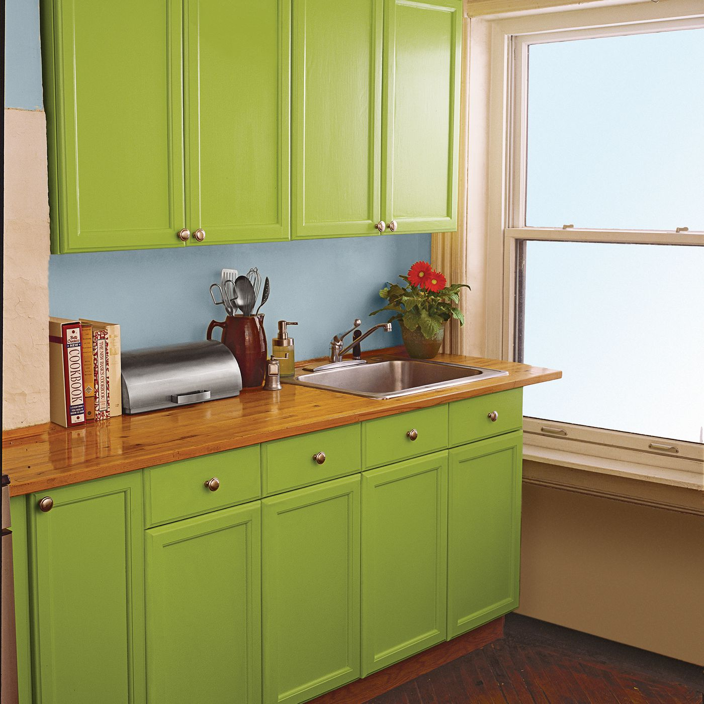 10 Ways To Update Your Kitchen Cabinets