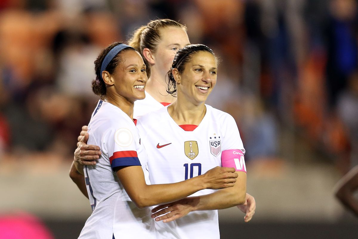 United States v Haiti: Group A - 2020 CONCACAF Women's Olympic Qualifying