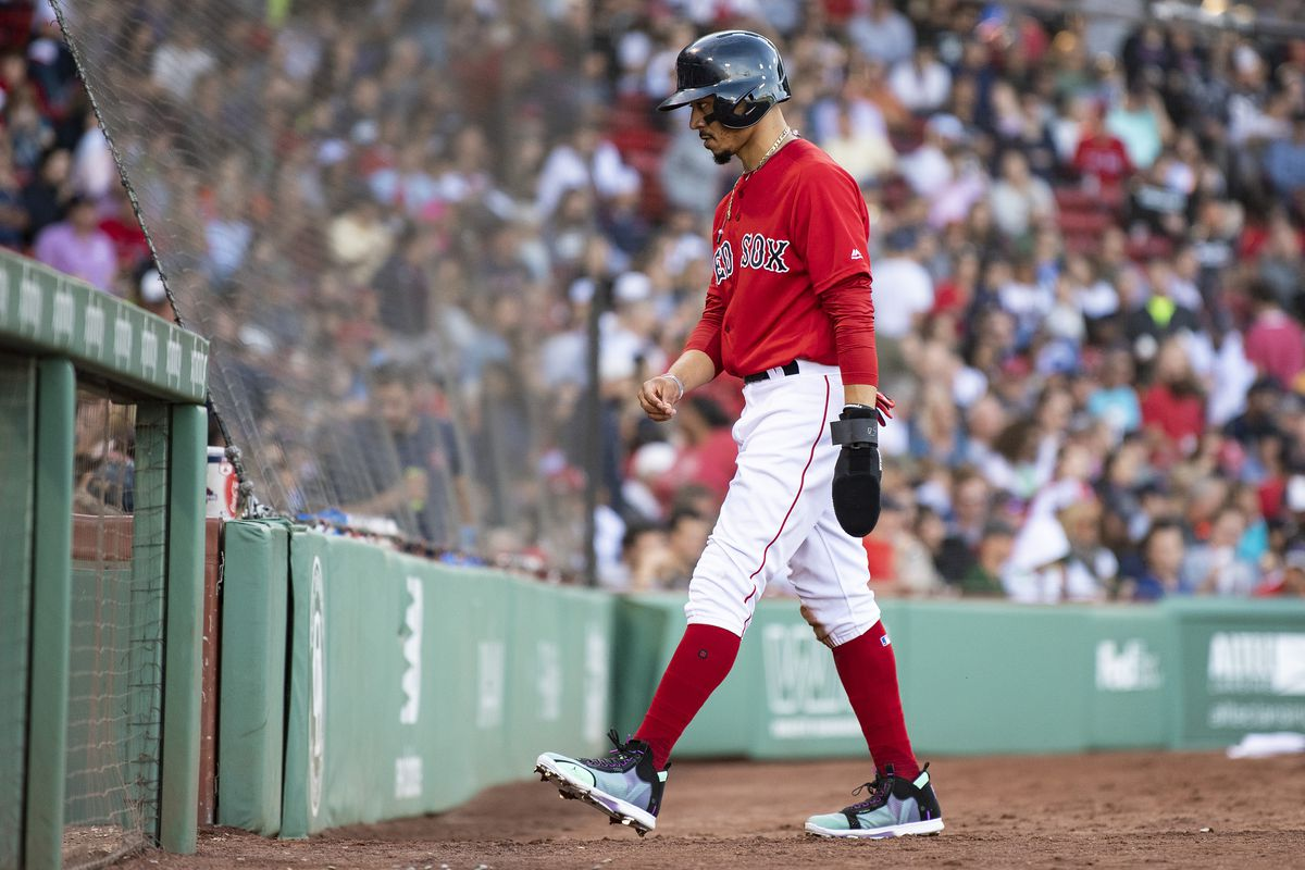 Boston Red Sox News: Mookie Betts, David Price, Travis Lakins