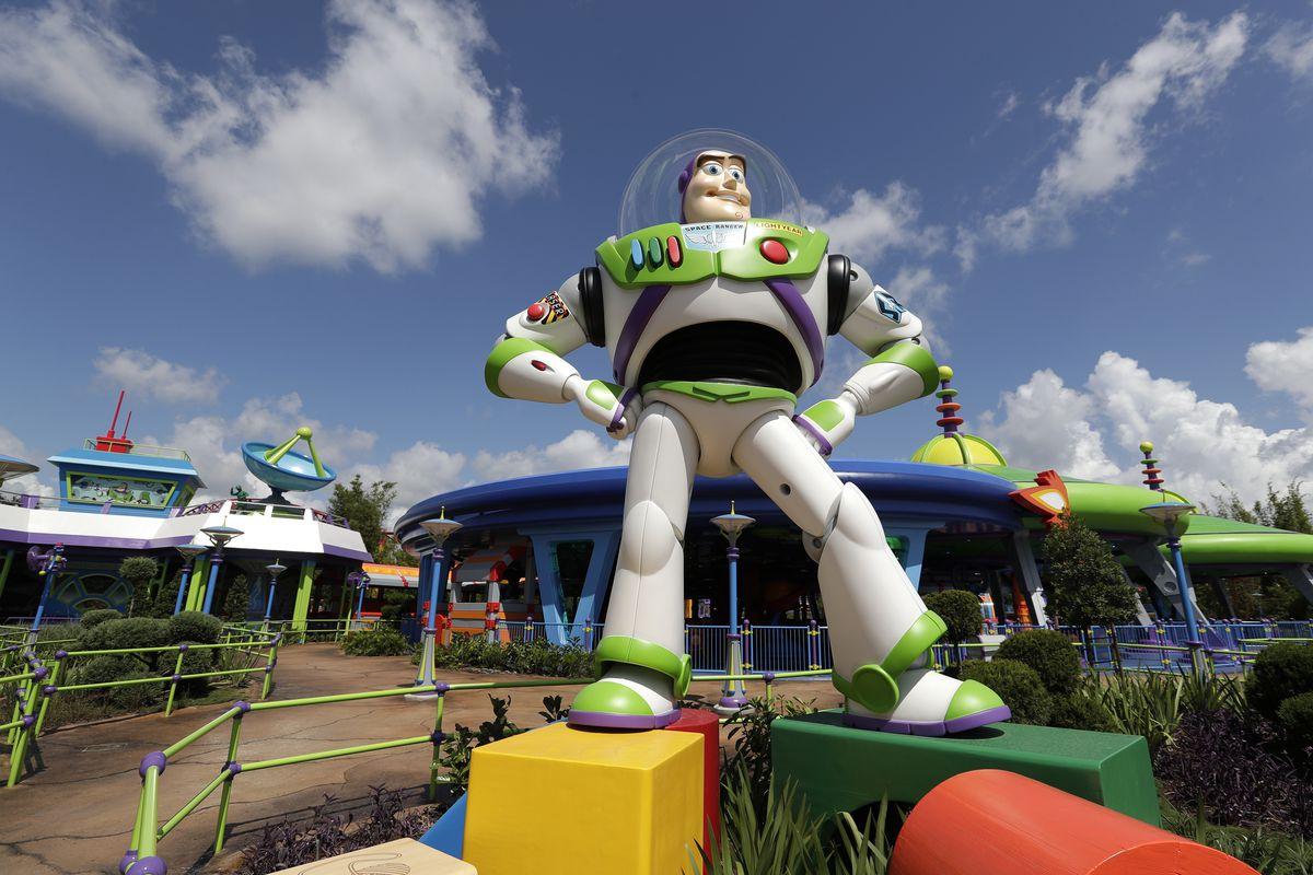 Toy Story Land is part of Disney's Hollywood Studios at Walt Disney World in Lake Buena Vista, Florida.
