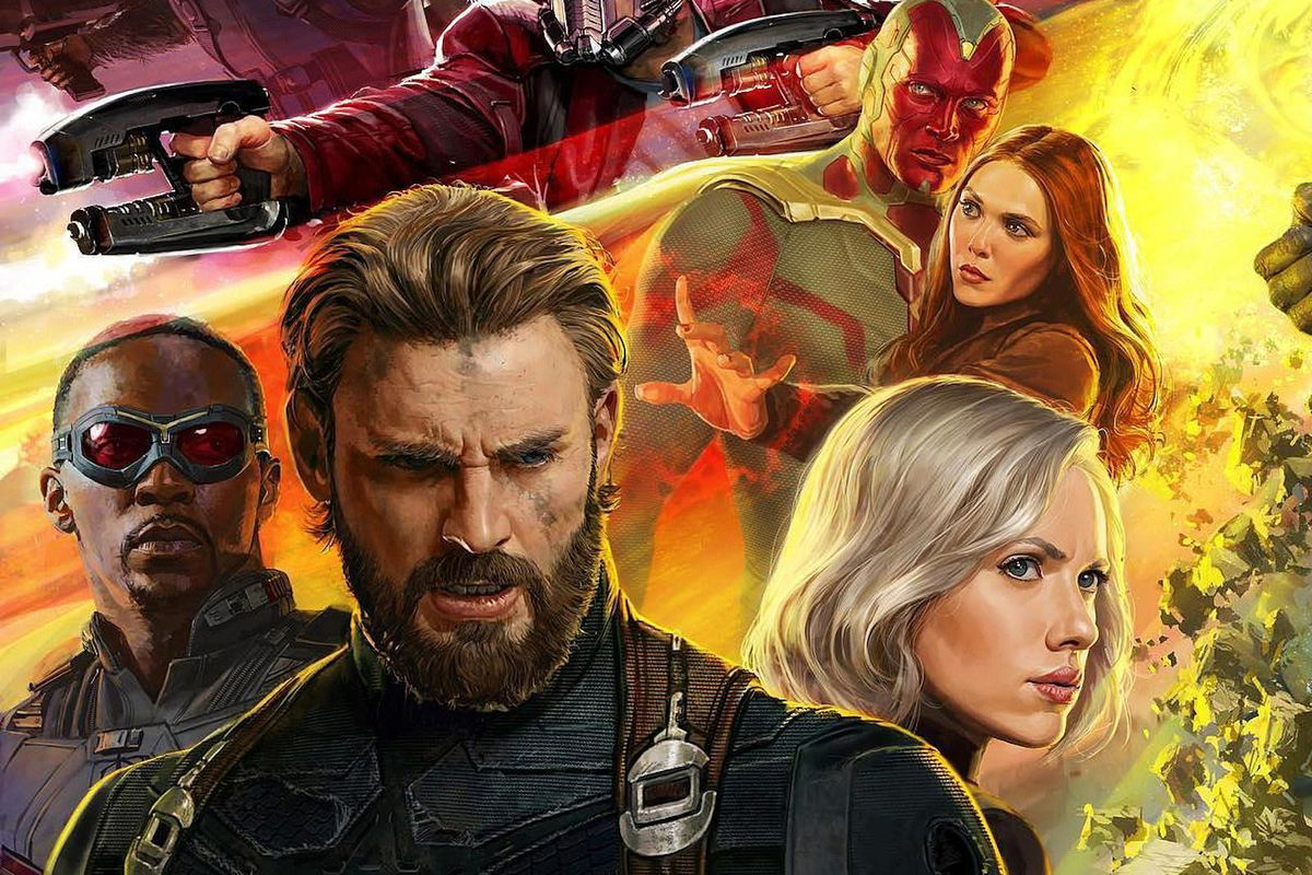 what's the secret title of avengers: infinity war 2? - the verge
