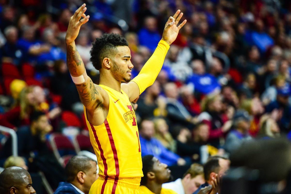 NCAA Basketball: Drake at Iowa State