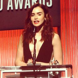 Lily Collins was perfect as usual.