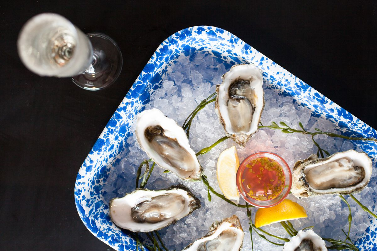 Oysters from Ways & Means Oyster House