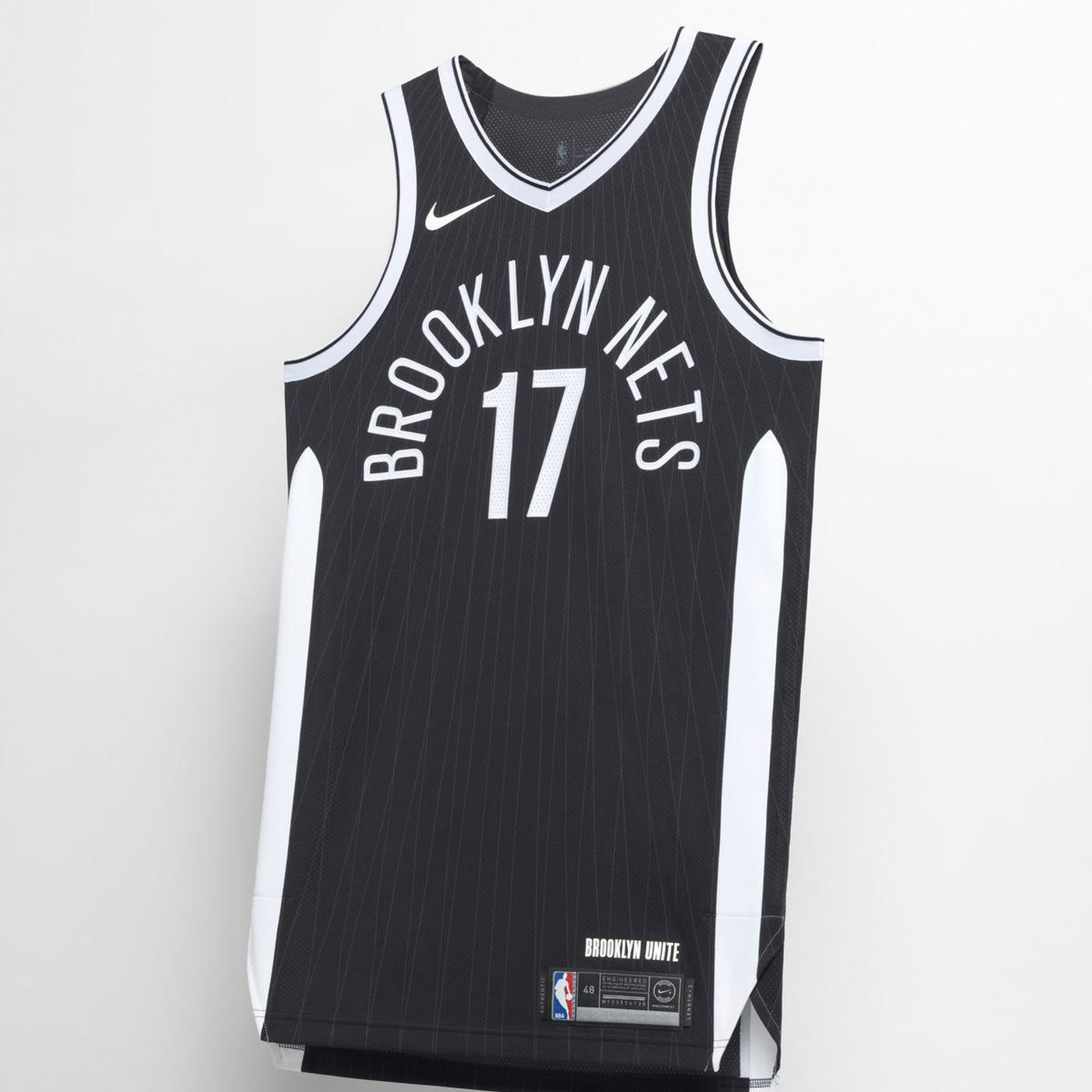 The Nets Get Awesome New Jerseys Inspired By The Brooklyn Bridge Curbed Ny