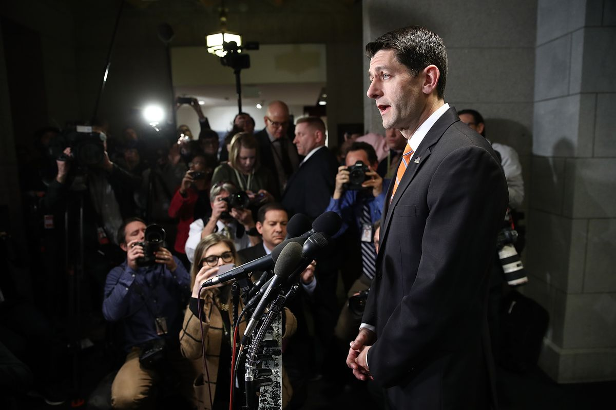 House Republicans Postpone Vote On American Health Care Act