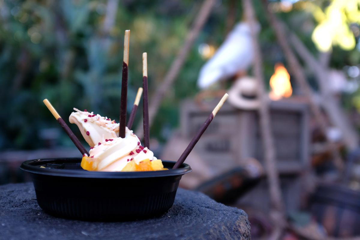 Disneyland's Tropical Hideaway