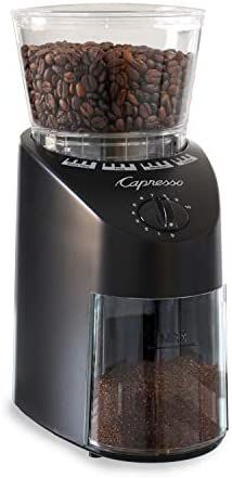 Useful Inexpensive Gadgets - Capresso Infinity Conical Burr Grinder