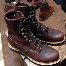 <strong>Red Wing</strong> Exclusive Boots, $320