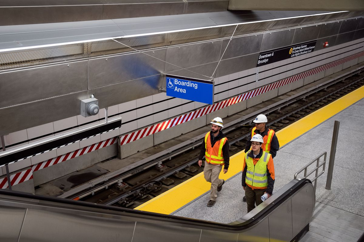 2nd Ave Subway Map Phase 1.Nyc S Brand New Subway Is The Most Expensive In The World That S A