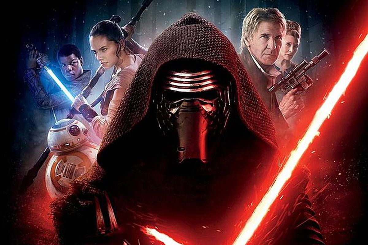 two new star wars the force awakens posters arrive polygon