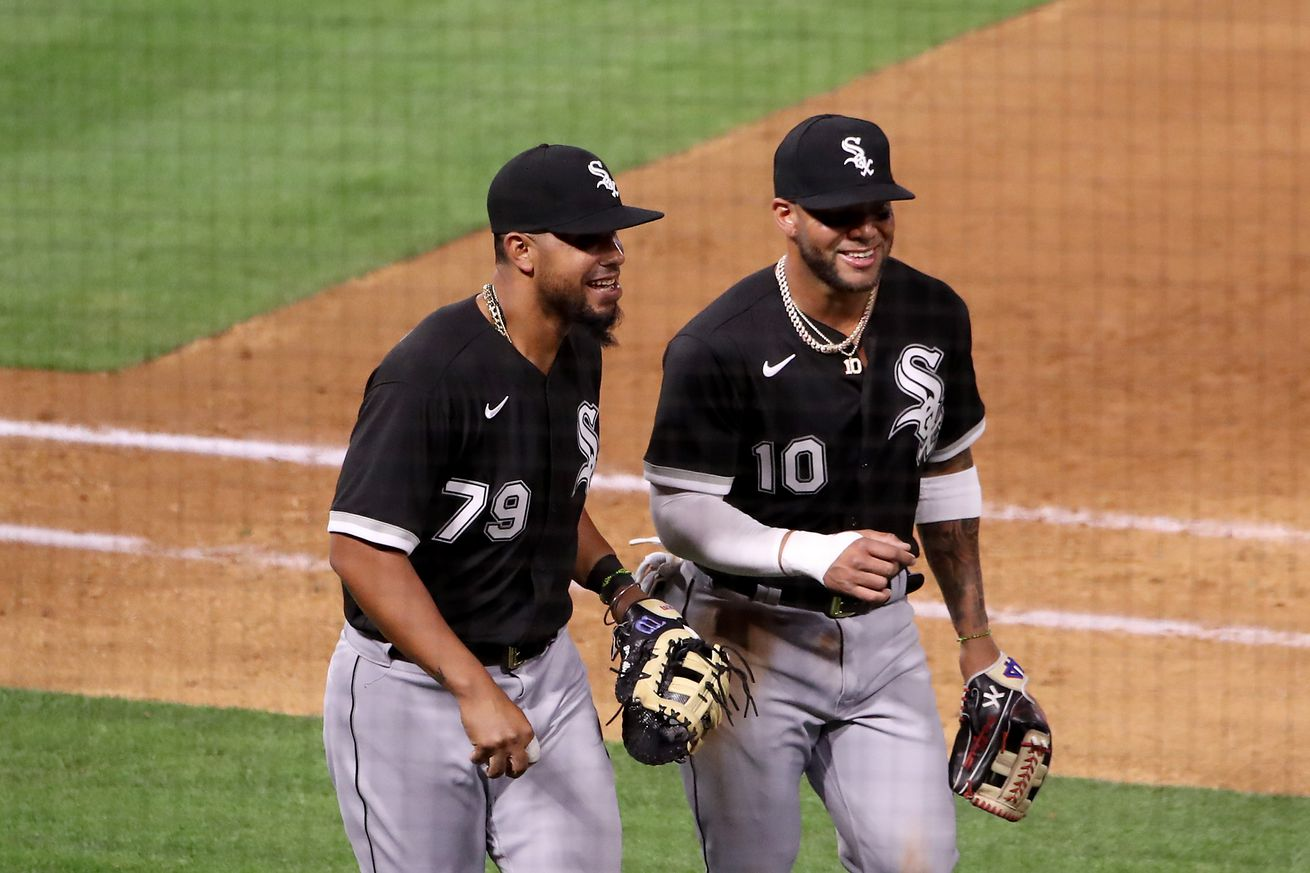 Chicago White Sox v Los Angeles Angels