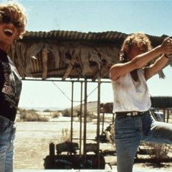 7. <b>Thelma And Louise (1991):</b> For unencumbered clip unloading, try muscle shirts.