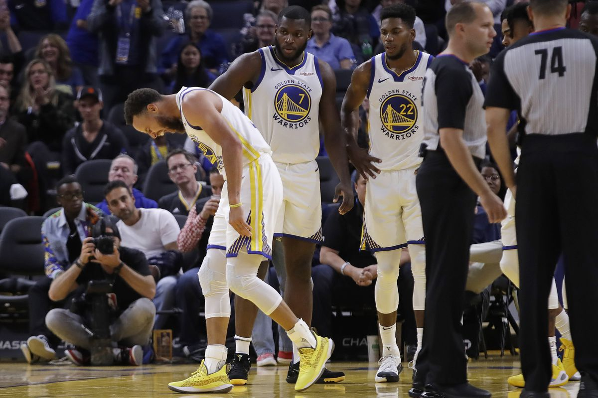 The Warriors Stephen Curry will be out at least three months after undergoing hand surgery.