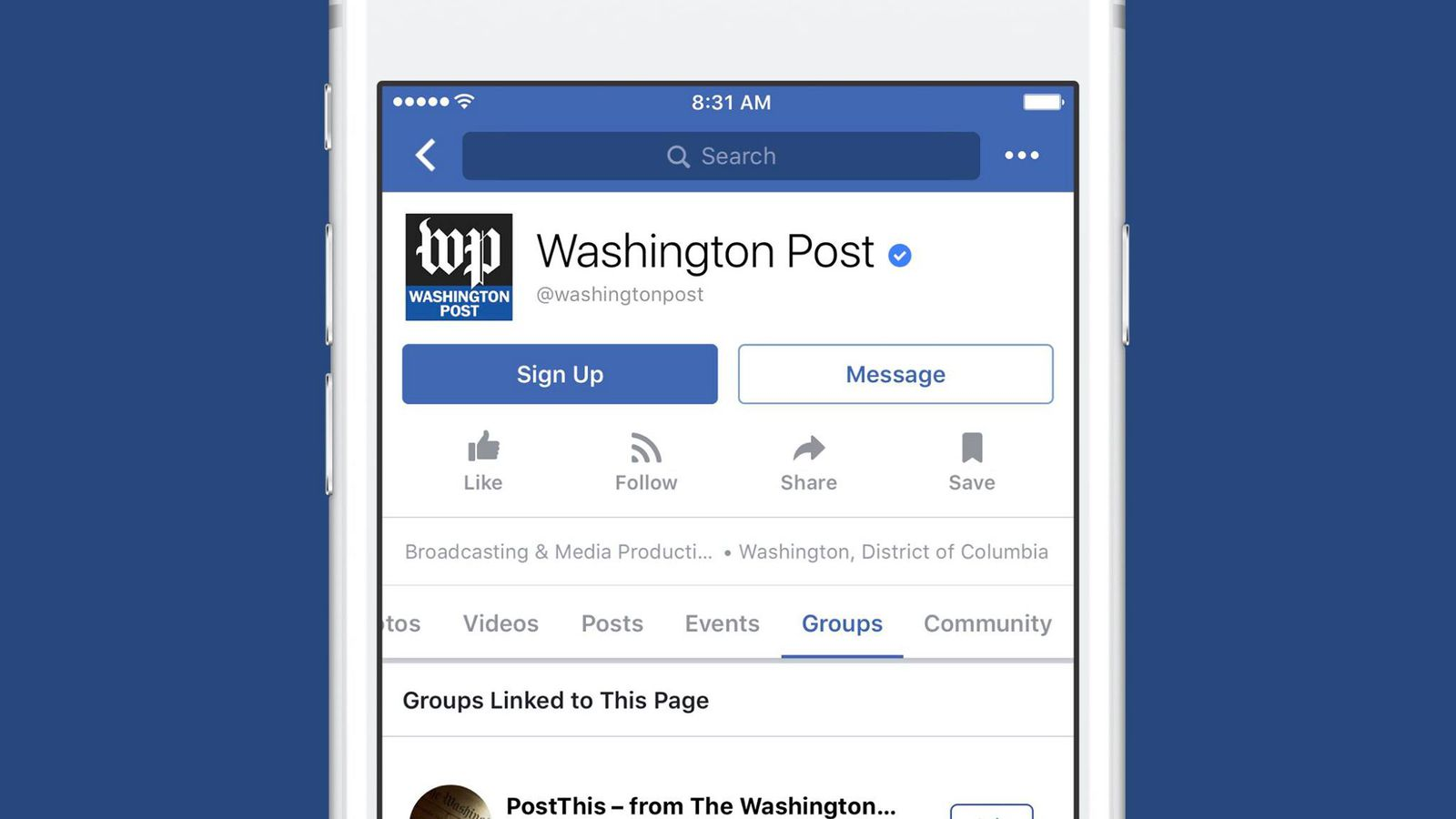 Facebook Gives Super-fans a Home with New Groups Feature