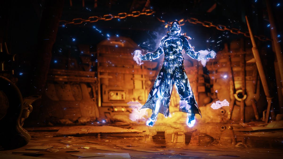 Destiny 2: Forsaken - void Warlock new super