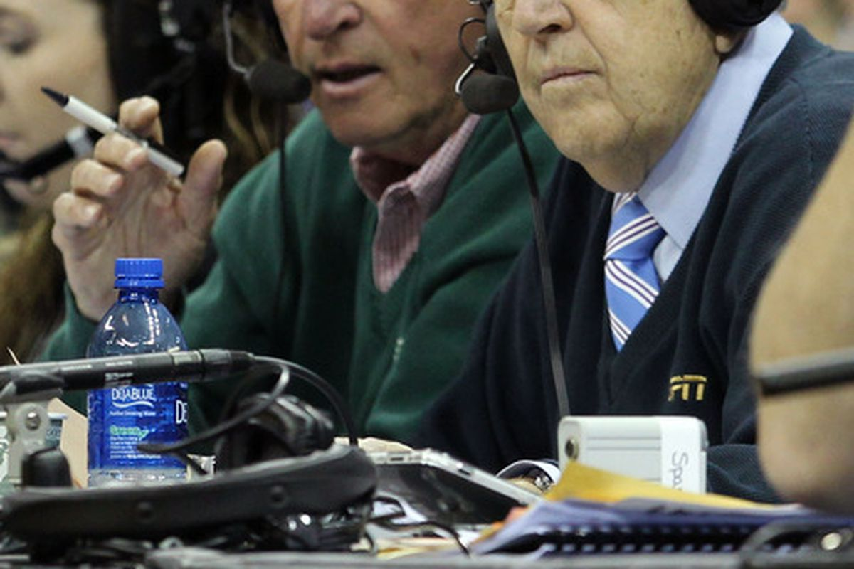 Brent Musburger will be in town calling the Wisconsin-Nebraska game this Saturday for ABC.