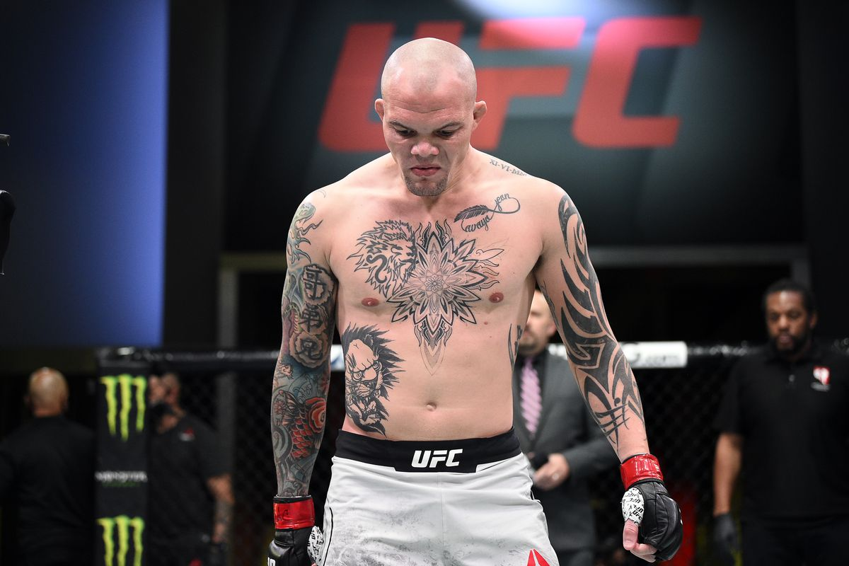 Anthony Smith reflects on 'really tough year' and silencing the 'whispers' about his future with much-needed win - MMA Fighting