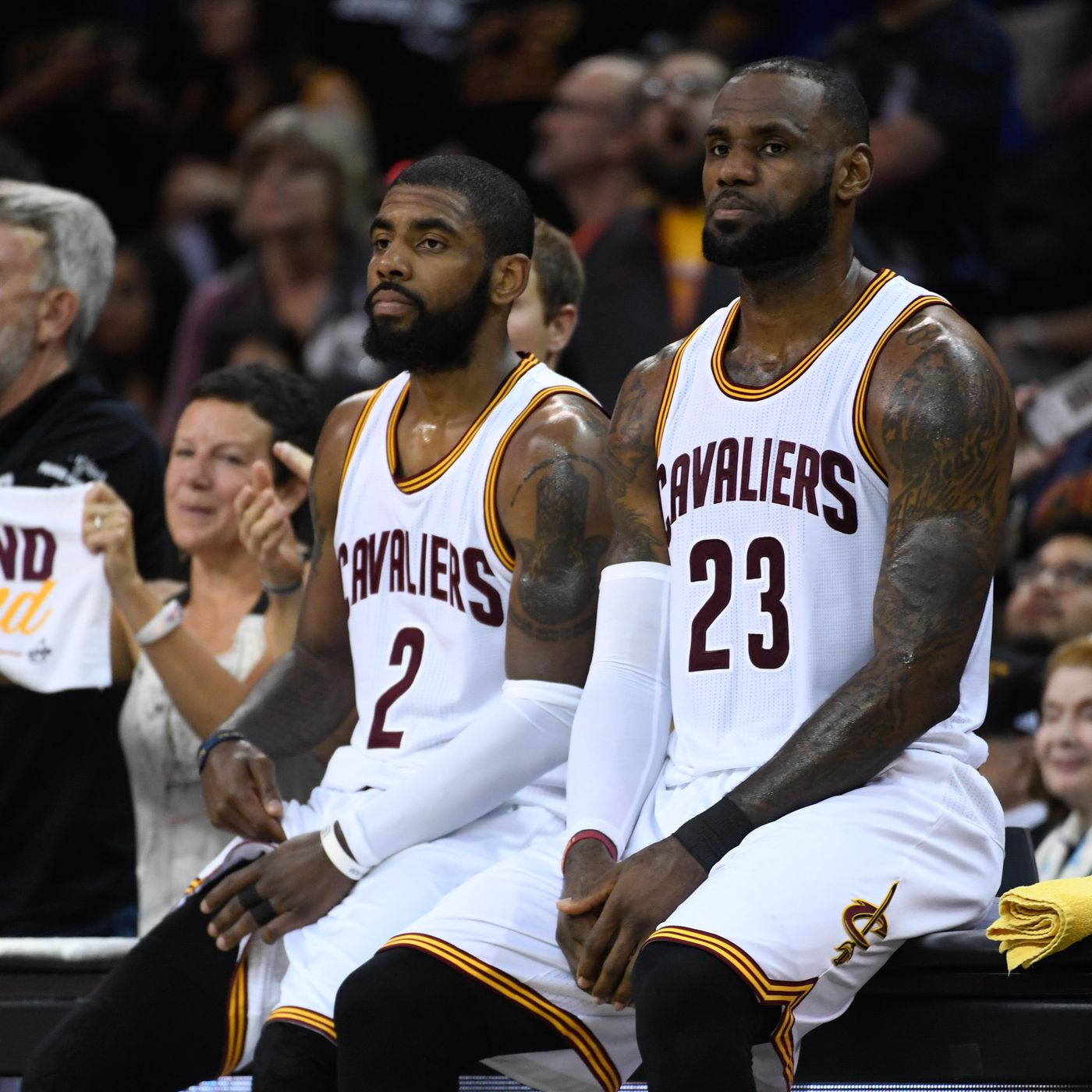 Kyrie Irving doesn't want to play with LeBron James anymore. Maybe he never  did - SBNation.com