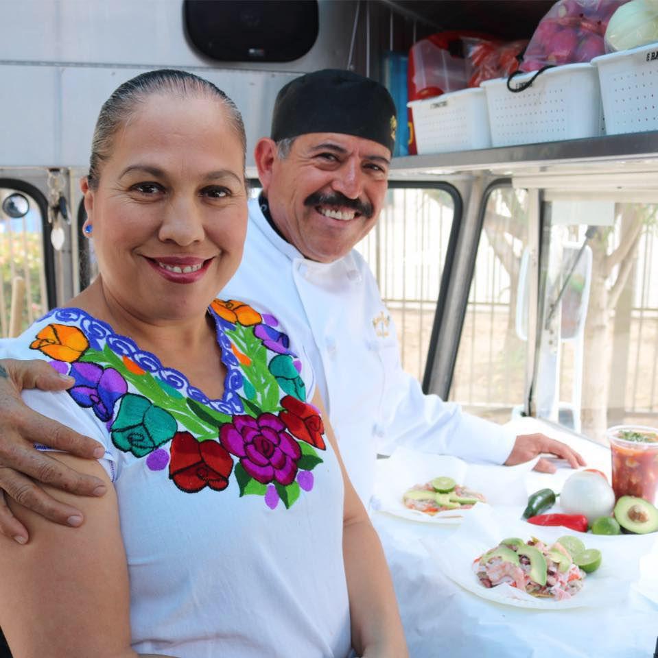 La Isla Bonita Taco Truck