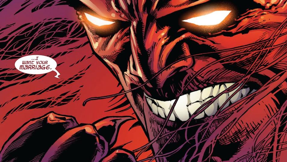 ('<em>Spider-Man: One MoreDay'</em>)