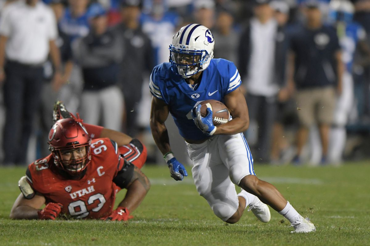 Byu Vs Utah Odds Betting Lines And Computer Predictions