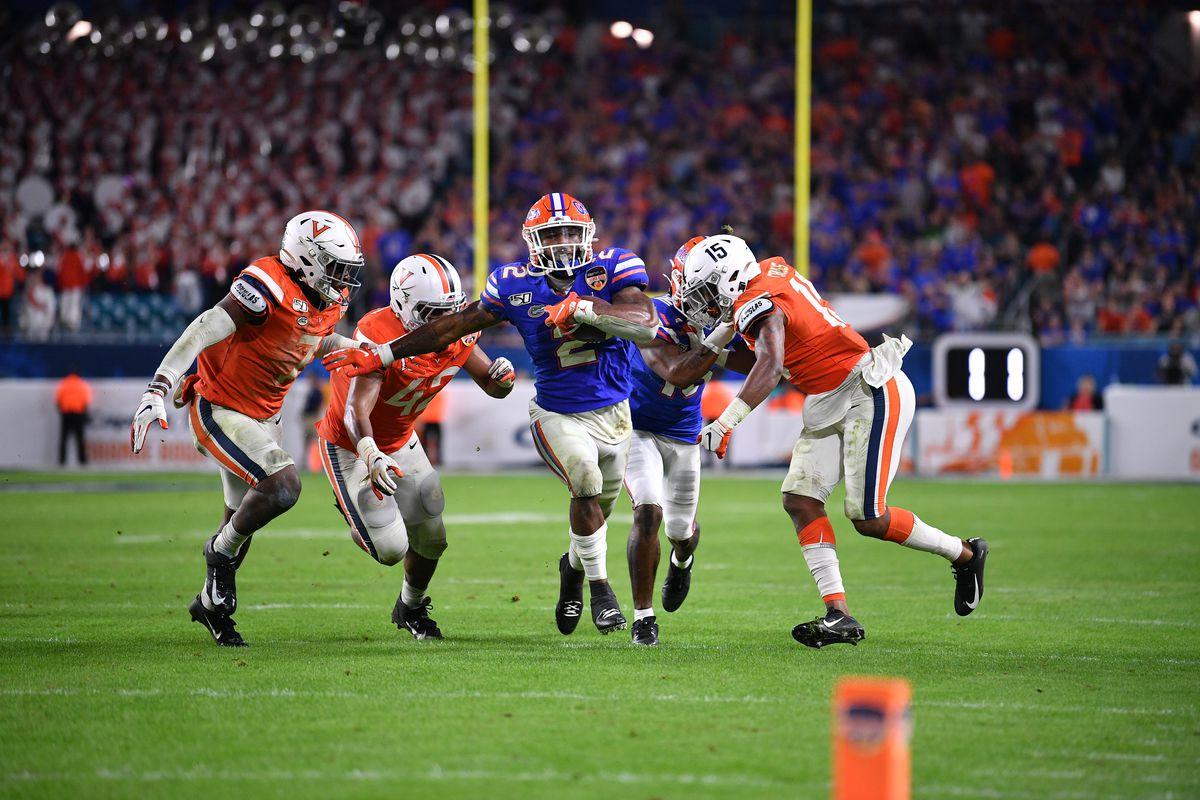 Capital One Orange Bowl - Virginia v Florida