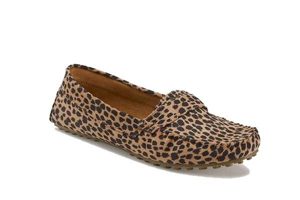 Sueded Moccasins for Women