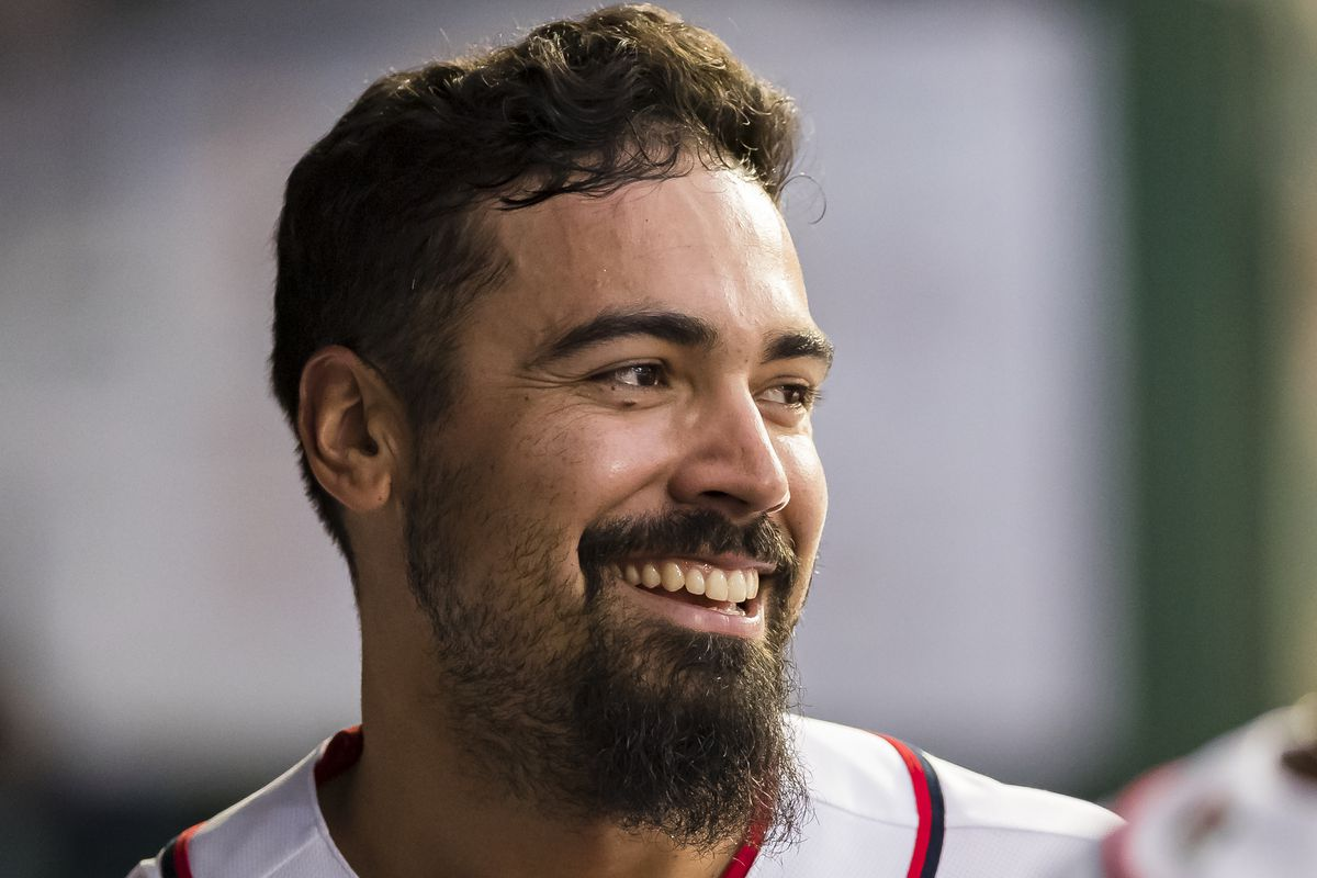 "Washington Nationals want to make Anthony Rendon a reluctant All-Star: ""He wants to go ... he just doesn't kn…"