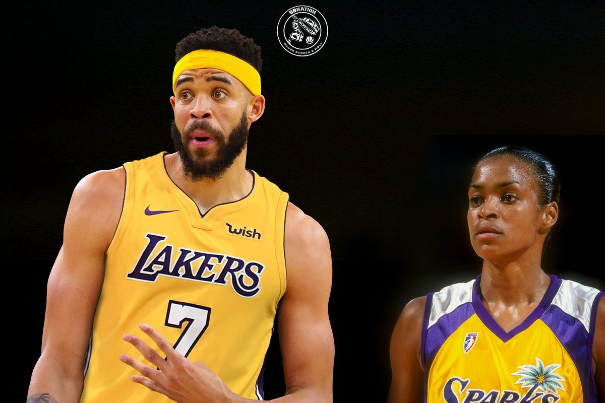 a13743222a3 JaVale McGee explained why his relationship with his mom makes it mean more  to join the Lakers