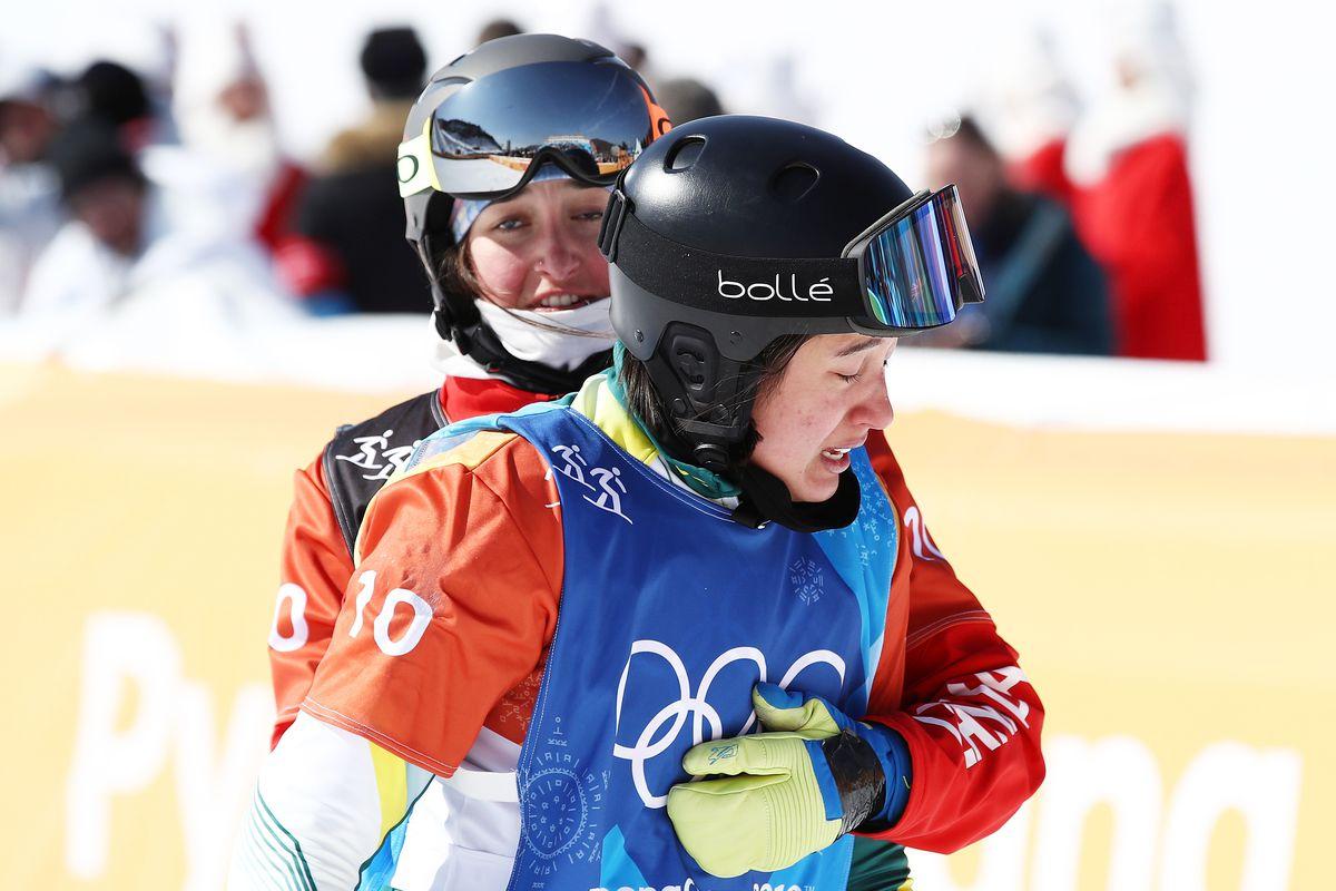 Snowboard - Winter Olympics Day 7