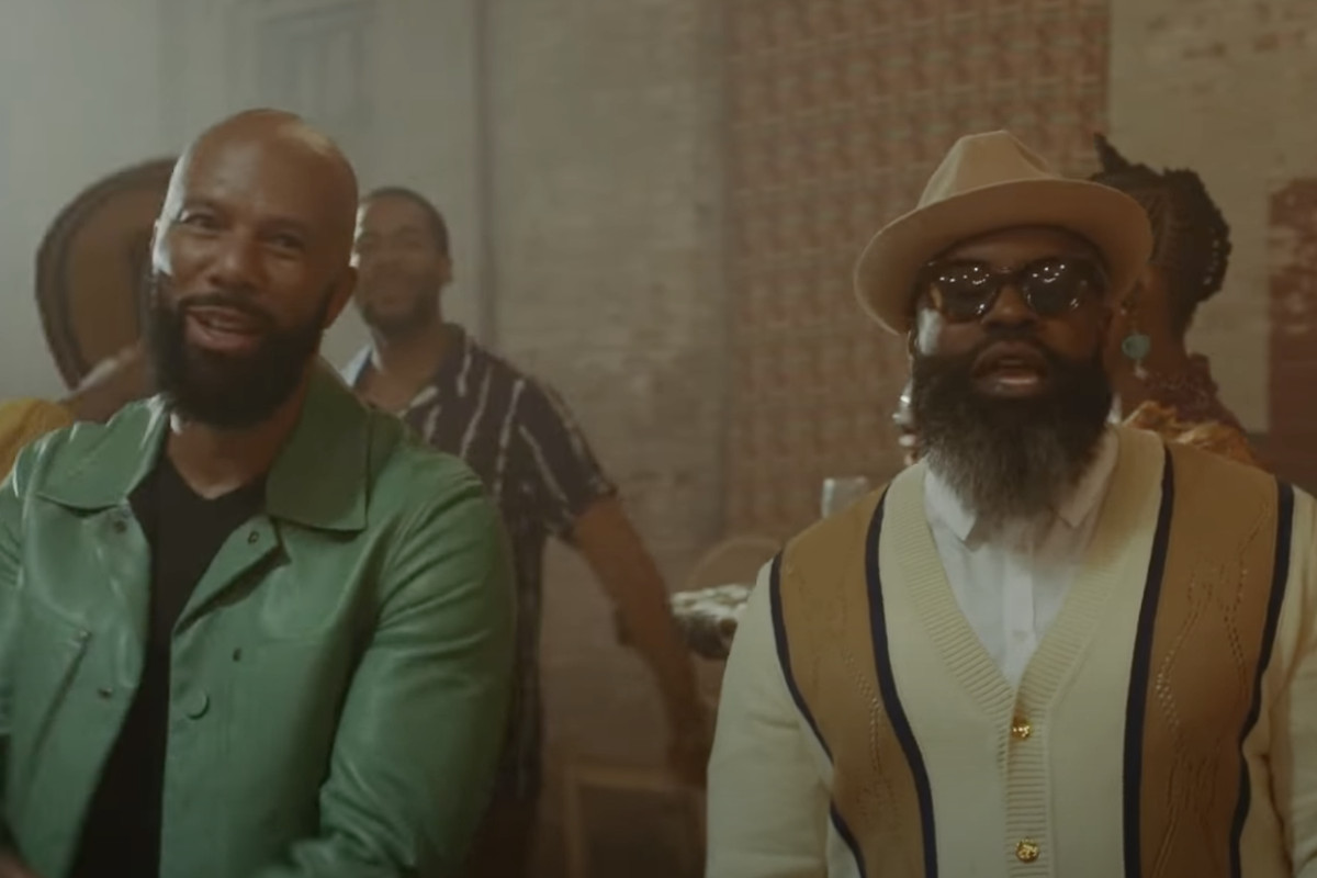 Common and Black Thought