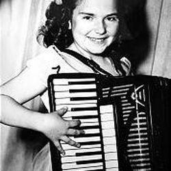 Janet Todd, shown at age 11, began at age 8.